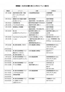 大井川の贈り物(表)