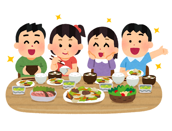 kodomosyokudou_syokuji_kids