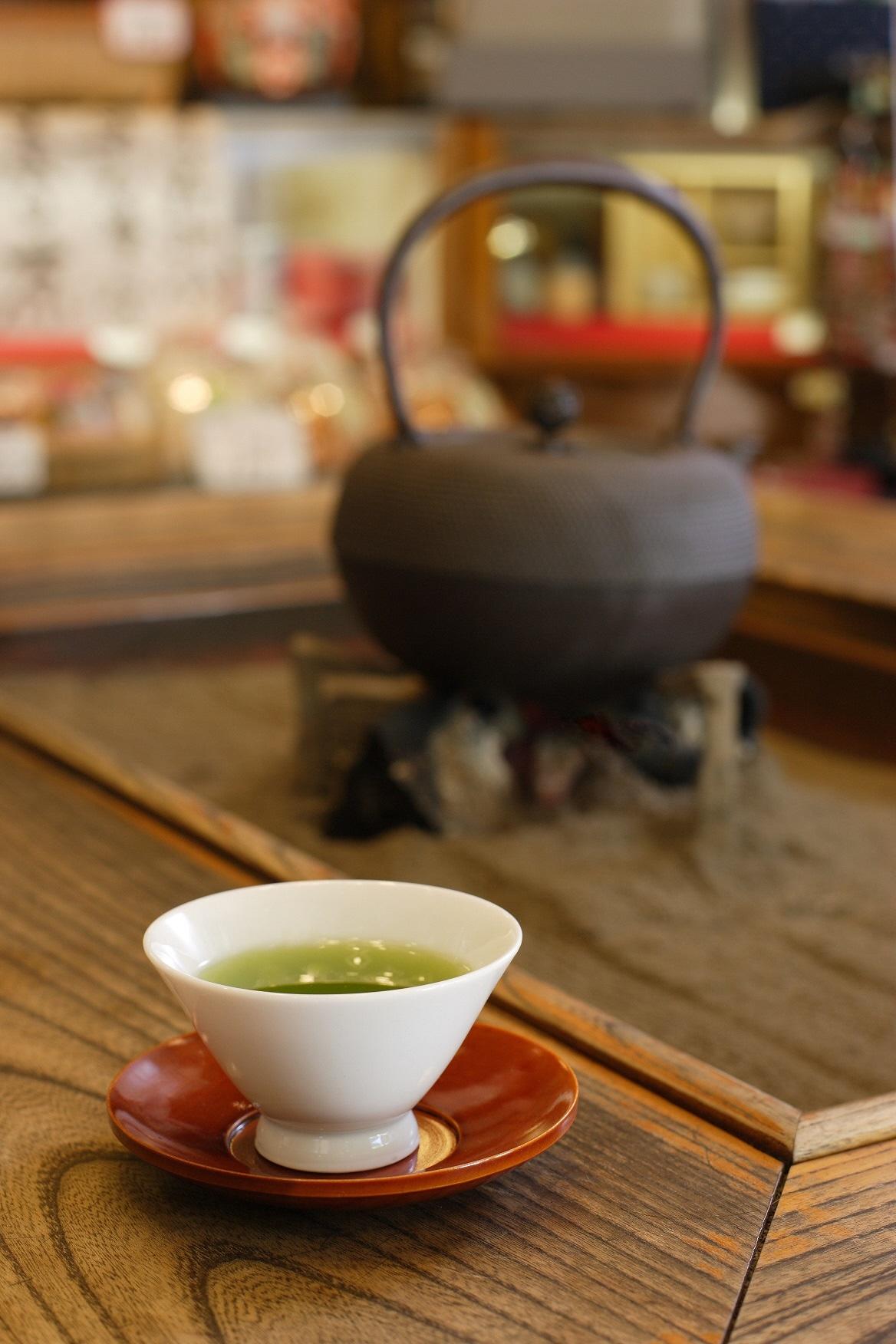 茶工場見学・お茶体験