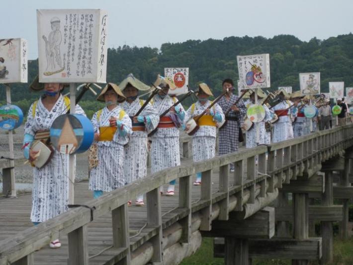 蓬莱橋ぼんぼり祭り開催中止